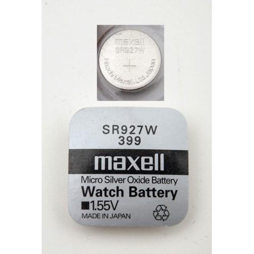 Элемент питания MAXELL SR927W     399