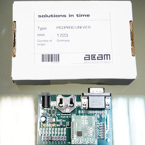 Pcap01-EVA-KIT, Acam (AMS)