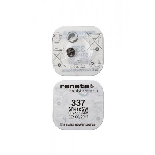 Элемент питания RENATA SR416SW  337