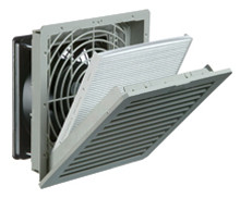 Вентилятор с фильтром PF 22.000 230В IP55 UV RAL7035
