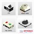 Переключатели и потенциометры DIPTRONICS