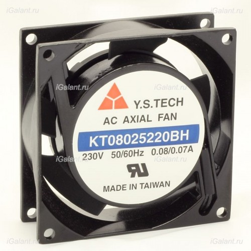 Вентилятор KT08025220BH