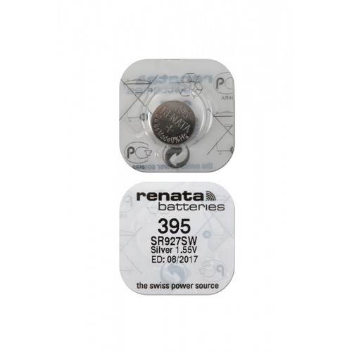 Элемент питания RENATA SR927SW  395