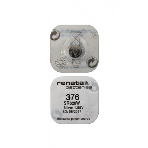 Элемент питания RENATA SR626W  376