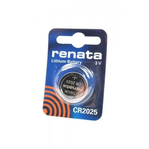 Элемент питания RENATA CR2025 BL1