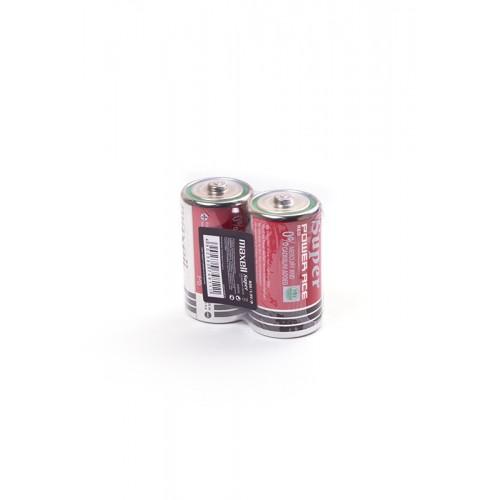 Элемент питания MAXELL Super Power Ace Red R20 SR2, в упаковке 20 штук