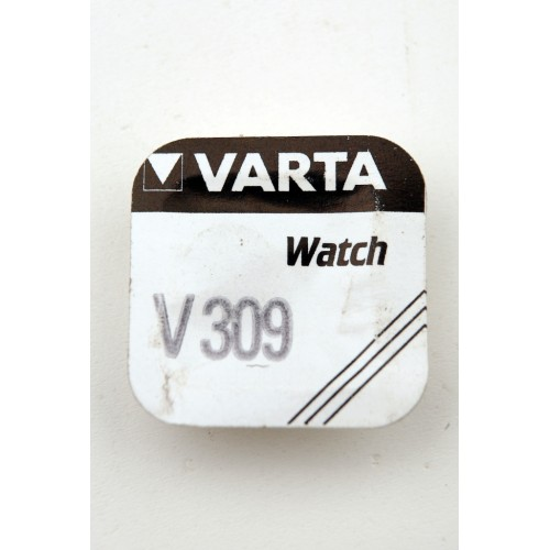 VARTA 309, элемент питания, батарейка