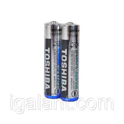 Батарейка, элемент питания TOSHIBA Alkaline LR03GCNN SP-2 SS LR03 SR2, в упак 60 шт