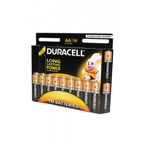 Элемент питания DURACELL LR6 BL18
