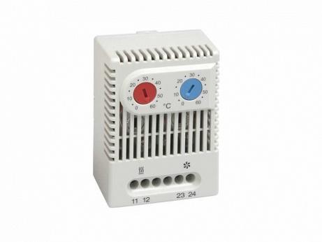 01172.0-00, Сдвоенный термостат ZR 011, NC/NO, STEGO