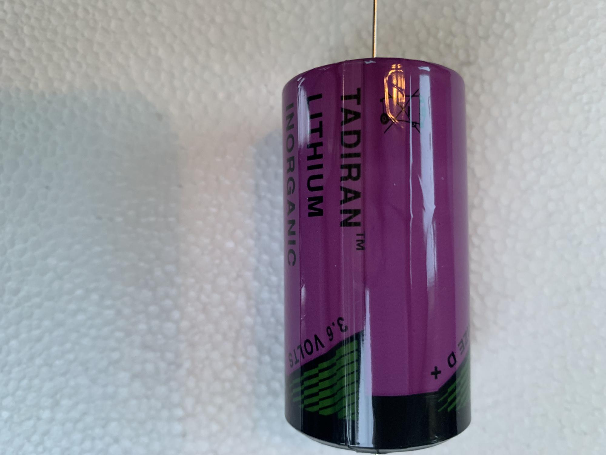Батарейки Tadiran
