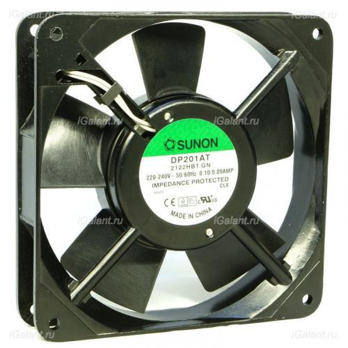 Вентилятор DP201AT/2122HBT Sunon