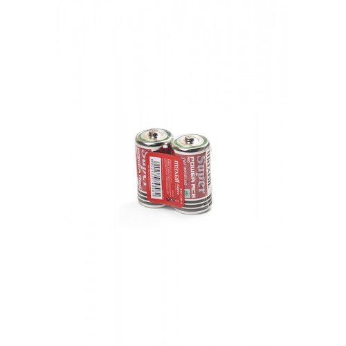 Элемент питания MAXELL Super Power Ace Red R14 SR2, в упаковке 20 штук