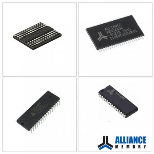 AS4C16M16D1-5BINTR  динамическая DDR1 память