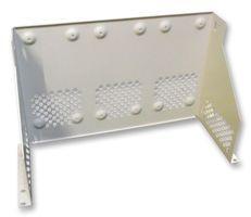4U для блоков питания QL, включая две пластины опоры 1/3 стойки RM410