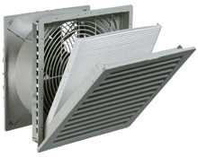 Вентилятор с фильтром PF 66.000 400 V AC IP 54 RAL 7032
