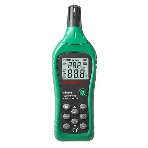Измеритель температуры и влажности Mastech MS6508