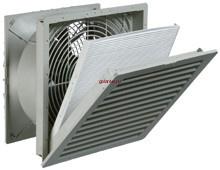 Вентилятор с фильтром PF 67.000 400 V AC IP 54 RAL 7032