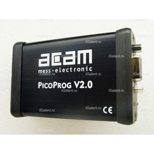 PicoProg V2.0, Acam (AMS)