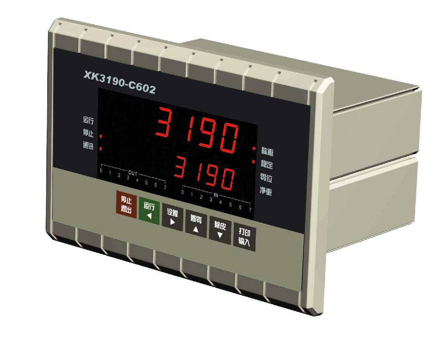 ZEMIC,Весодозирующий контроллер C602