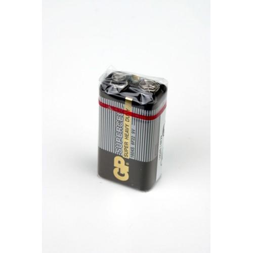 Элемент питания GP Supercell 1604S/6F22 SR1