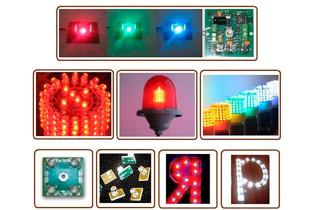 Светодиодные модули и светодиодная техника
