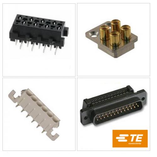 AMP 215464-4, TE Connectivity