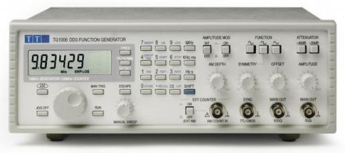 Генераторы периодических сигналов TG1006