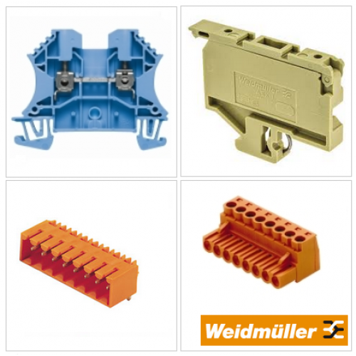 Weidmueller 1597390000, TE Connectivity