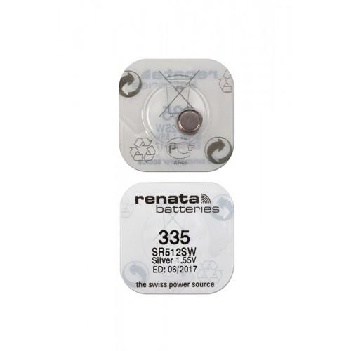 Элемент питания RENATA SR512SW  335