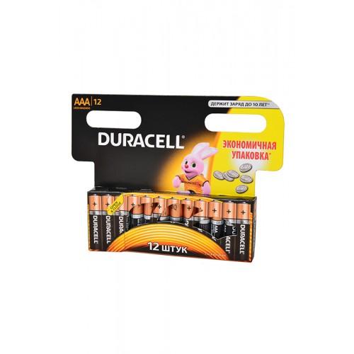 Элемент питания DURACELL LR03 BL12
