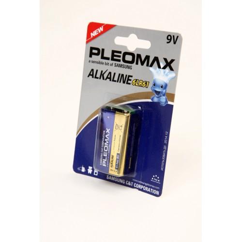 Элемент питания PLEOMAX samsung 6LR61 BL1