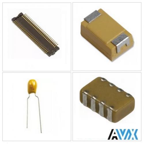 AVX SR215E104MAR