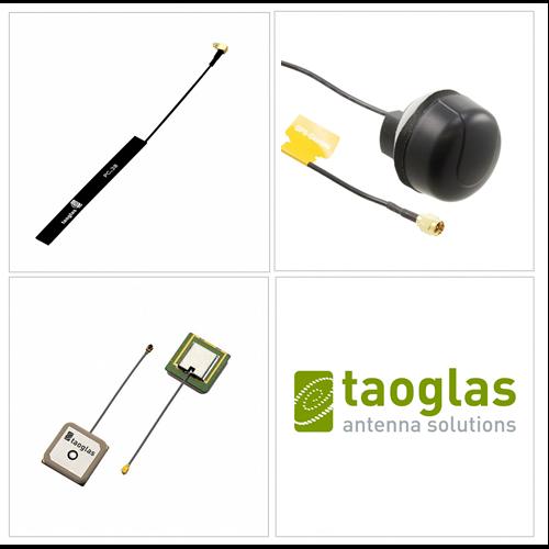 Антенны Taoglas CGGBP.25.4.A.02