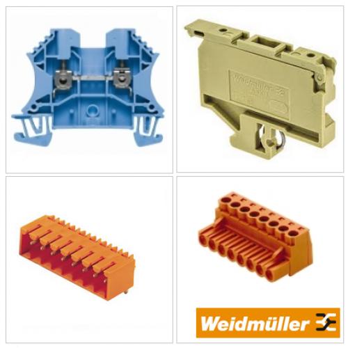 Weidmueller 1727670000, TE Connectivity