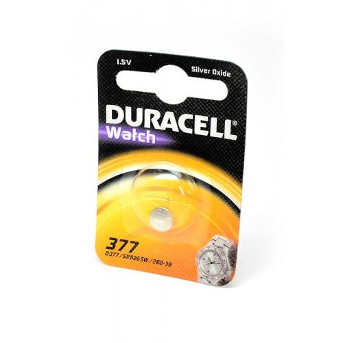 Элемент питания DURACELL 377  BL1