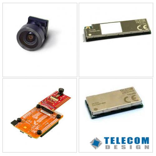 TD1204 FULL TRAY MODULES (PROD0762A), Telecom Design