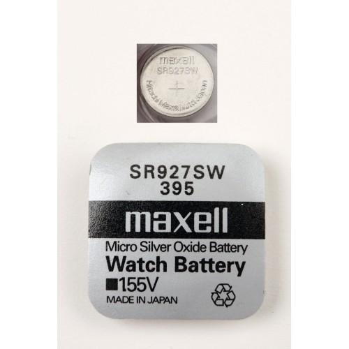Элемент питания MAXELL SR927SW   395