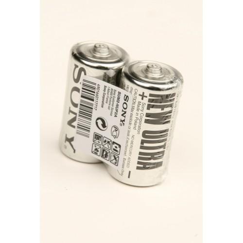 Элемент питания SONY NEW ULTRA SUM2-NUP2A R14 SR2, в упаковке 24 штук
