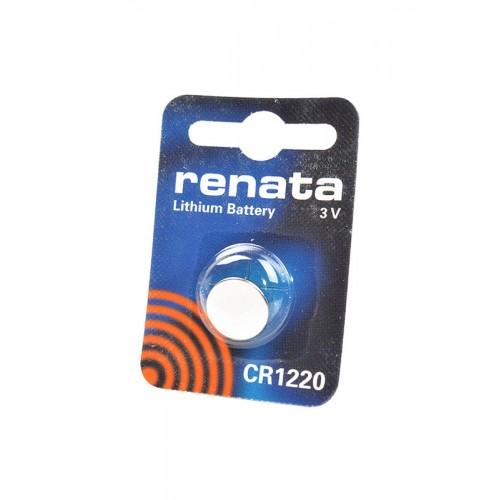 Элемент питания RENATA CR1220 BL1
