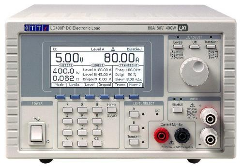 Электронная нагрузка LD400