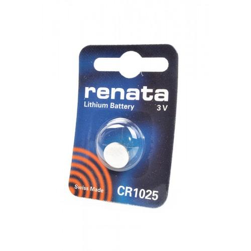 Элемент питания RENATA CR1025 BL1