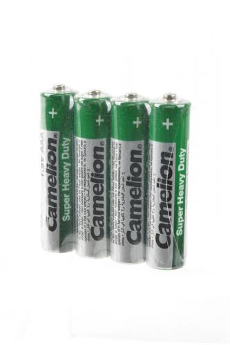 Camelion Super Heavy Duty R03P-SP4G R03 SR4, в упак 60 шт, элемент питания, батарейка