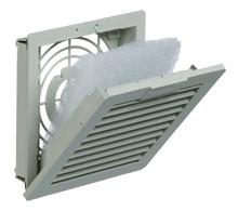 Вентилятор с фильтром PFB 67.000 IP55 230VAC AC 60 Hz RAL 7035