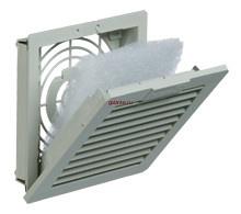 Выпускной фильтр PFA 30.000 IP 54 RAL 9011