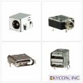 Разъёмы и соединители KYCON