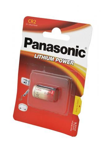 Panasonic Lithium Power CR-2L/1BP CR2 BL1