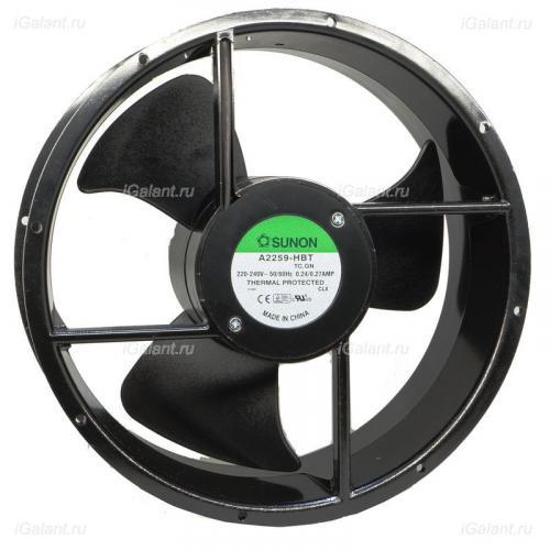 Вентилятор A2259-HBT-TC Sunon
