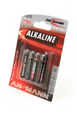ANSMANN RED 5015553 LR03 BL4