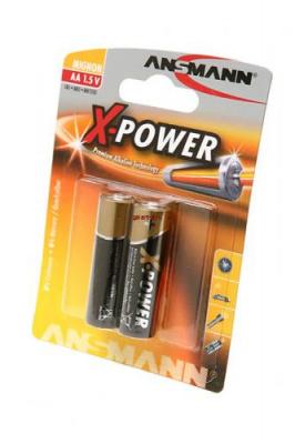 ANSMANN X-POWER 5015613 LR6 BL2